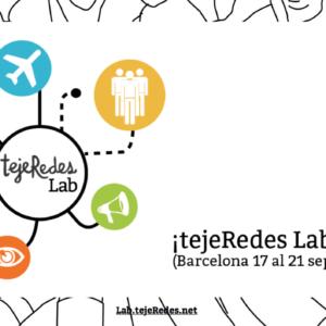 tejeRedes LAB Barcelona (17-21 Septiembre 2018)