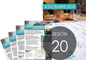 Sesión 20 Grupo Trabajo QáTEAL – 4 Diciembre 2018